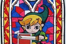 Divers Zelda