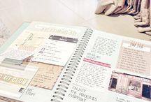 journal ♡ planner ♡