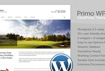 Work - WordPress, Joomla and other CMS / by Beverly Miller