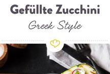 Rezepte mot Zucchini
