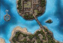 RPG Inspiration Maps