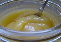 Lemony Lemon curd