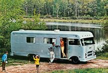 Motorhomes and campers