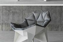 Tasarım koltuklar