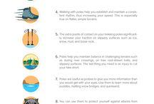 10 Benefits of Using Trekking Poles
