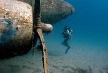 Underwater love!