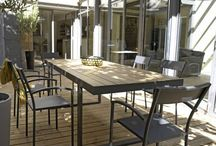 Tables jardin