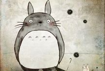 My Neighbor Totoro / by Shauna Dumey-Espey