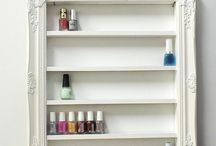 Nail Polish Storage / keeping it safe and organized