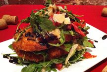 Great Italian Food / Favorite dishes from Bistro Romano Italian restaurant in Philadelphia, PA http://www.bistroromano.com