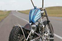 Motorised 2 wheel porn / IF I had a bike it would look like these.....