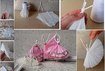 Tissue Ballerinas