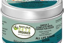 Omega 3 Complete Meal Topper for Dogs and Cats