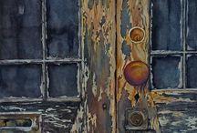 kapı ve pencereler