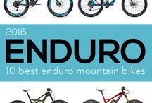 Mountainbikes Enduro