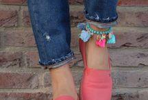 Enkelbandjes / Ankle Bracelets / Ibiza enkelbandjes zijn de trend van dit moment en mogen dus ook niet ontbreken als jij deze zomer op vakantie gaat! www.armbandonlinekopen.nl