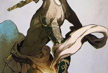 Assassin/Archer