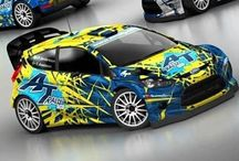 Decorações Motorsport