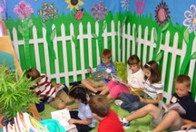 Decorating the Classroom / by Colleen Patton