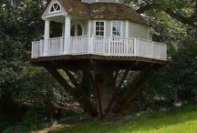 Tree houses and others