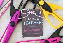 Teacher Appreciation Projects