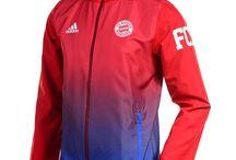 Windbreaker / Real madrid / Barcelona/ Bayern munich Windbreaker