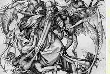 15th century exam paintings