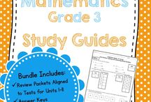 3rd Grade Math / Guided Math for 3rd Grade, Interactive Math Notebooks, Math Stations, Singapore Math, Multiplication Strategies and Teaching Resources for Third Grade Math