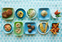 Toddler Snacks and Meals