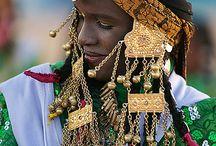 Ethnic jewelry / tribal jewellery / by Roula Corban