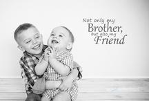 Photography - Siblings  / #photography #siblings / by Jessika ♐️