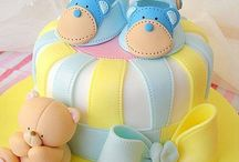 Babyparty-Kuchen