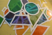 theme: colors and shapes / by Amy Davis