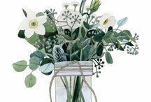 꽃 디자인