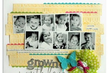 Scrapbooking - Kids / Inspirational scrapbook ideas for layouts that feature kids - boys, girls, siblings, etc! / by Spotted Canary