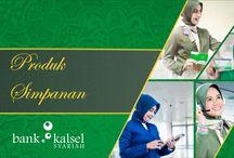 Produk Simpanan Bank Kalsel Syariah