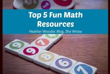 SHEM Math Games / Math can be fun when shared in a way that engages the child and captures their imagination.