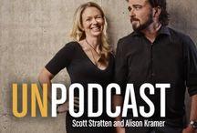 Eric's favorite English marketing podcasts / My favorate English marketing podcasts