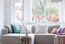 Woonkamer inspiratie / Veel inspiratie voor het inrichten van je woonkamer