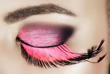 Lashes / Putting a bit of fantasy in our eyes!