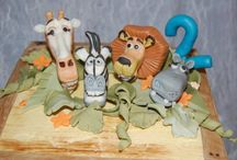 Sculpted Cakes / Some of our favorite sculpted cakes - for birthdays, groom's cakes, anniversaries, and any other fun event!