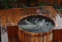 Decks, pools, yards & stuff / by phee Waddell