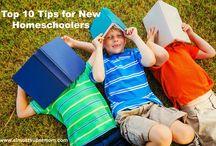 Homeschooling / Homeschooling tips and resources