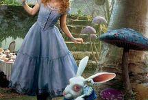 Alice  / Univers d Alice au pays des merveilles
