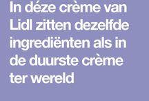 creme van Lidl