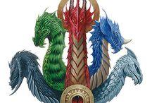 Dragões