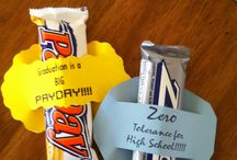 Student and Teacher gifts and incentives