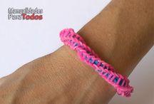 rubber bands ideas