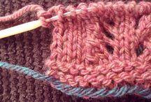 štrikovanie / knitting / Učíme sa štrikovať. Rady, tipy a návody.