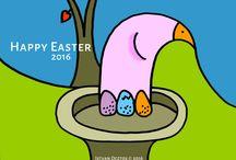 Happy Easter - Kellemes Húsvéti Ünnepeket / 2016 / Happy Easter - Kellemes Húsvéti Ünnepeket / 2016